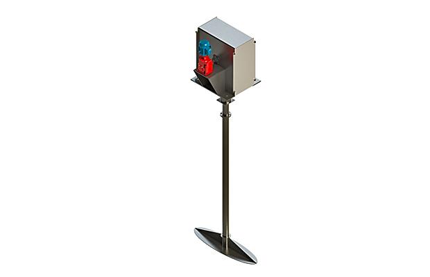 Vertical Motion Mixer