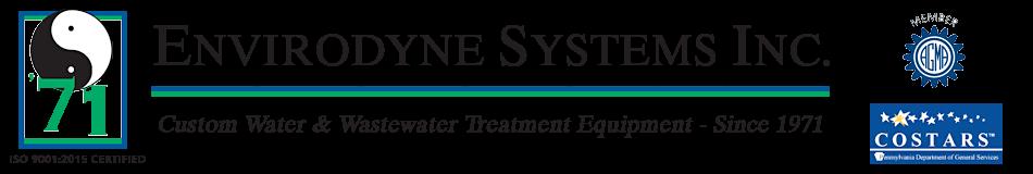 Envirodyne Systems Inc.